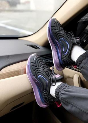 Nike air max 720 violet женские кроссовки найк3 фото