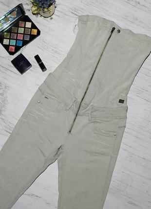G-star raw оригинал джинсовый комбенизон комбез штаны штани
