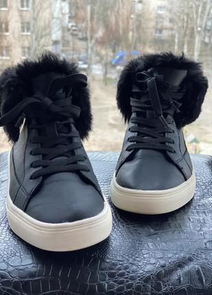 H&m. хайтопы, сапоги, кроссовки