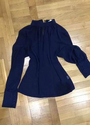 Блуза с шифона