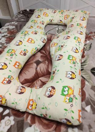 Подушка для беременных и кормящих мам