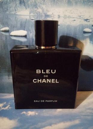 Мужская парфюмерная вода chanel bleu de chanel eau de parfum 100 ml new