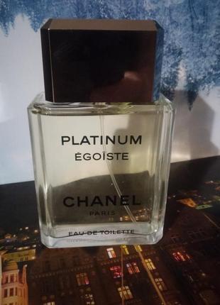 Chanel egoiste platinum 100 ml new