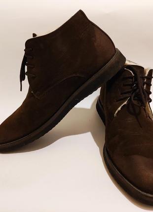 Ботинки мужские centro