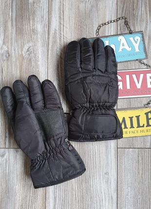 Лыжные термо перчатки