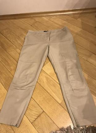 Красичні бежеві штани