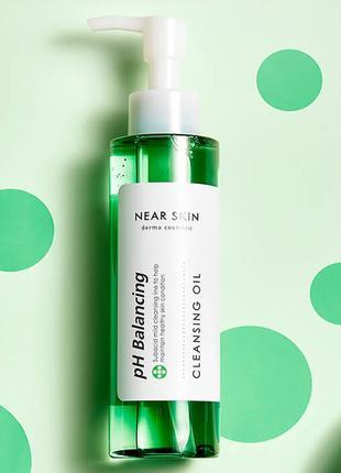 Мицеллярная вода для снятия макияжа missha near skin ph balancing cleansing water
