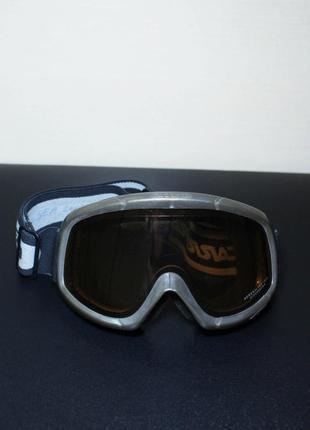 Оригинал carrera adrenalyne jrd италия очки горнолыжные детские alpina