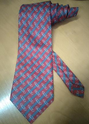 Оригинальный галстук mercedes