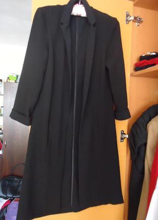 Стильное летнее пальто, накидка