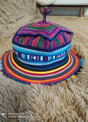 Гуцульська шапка крисаня