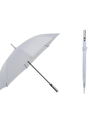 Зонт трость krago серый