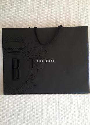 Фирменный большой подарочный пакет