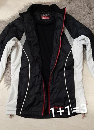 Куртка горнолыжная ветровка