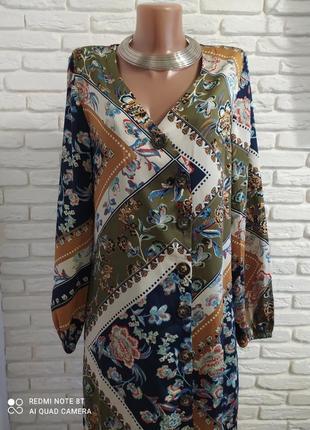 Шикарное платье-рубашка vila