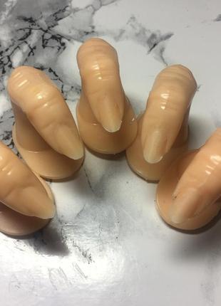 За все 75грн!!!пальцы тренировочные для наращивания