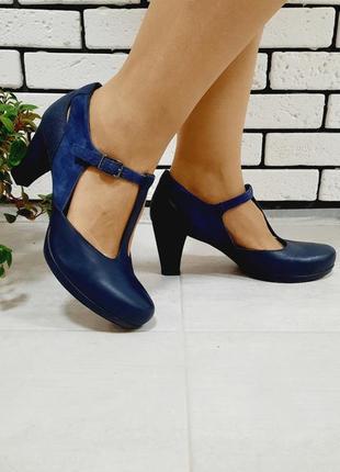 Шикарные туфли clarks 42 размер