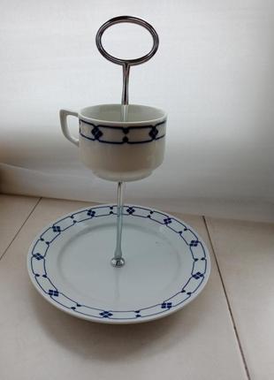 Необычная ваза для десертов,фруктов,закусок