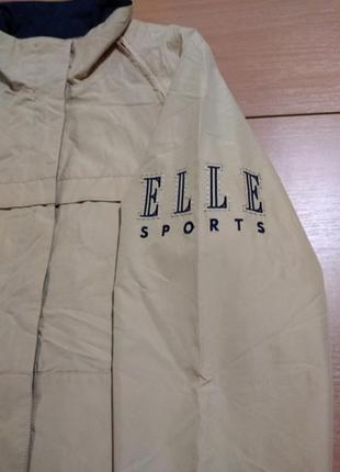 Женская спортивная куртка-жилет бренда elle sports 38 размер