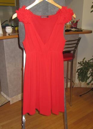 Платье kira plastinina красное