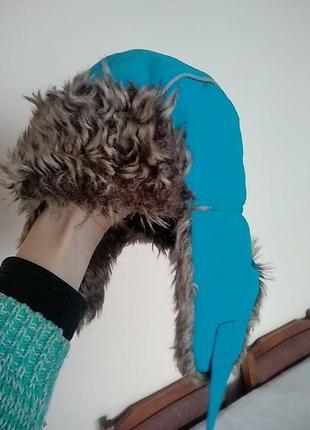 Лижна шапка