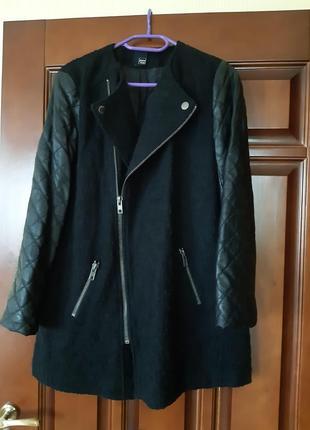 Пальто pimkie деми размер l