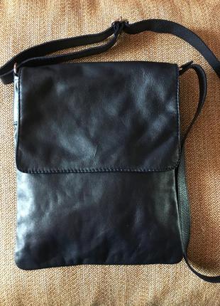 Шкіряна/кожана сумка