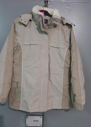 Горнолыжная классная ,теплая куртка maine