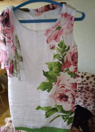 Платье летнее salkim (турция)