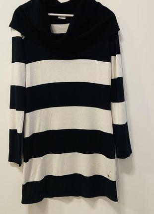 Удлиненный свитерок-платье esprit p.xl #1733 sale❗️❗️❗️black friday❗️❗️❗️