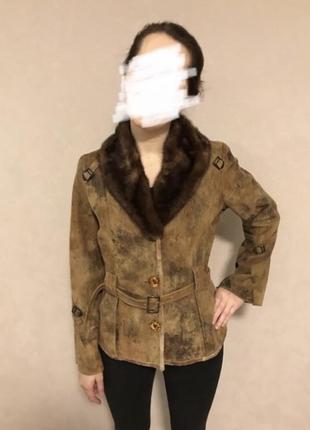 Женская куртка, короткое пальто