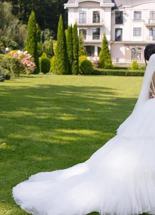 Свадебное платье2 фото
