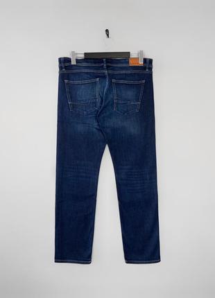 Esprit практичні темно-сині джинси з вмістом еластану, straight