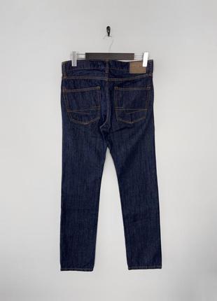 Esprit щоденні темно-сині джинси з якісного деніму