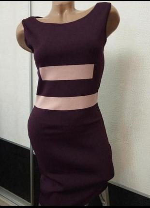 Платье в обтяжку платье резинка mon cheri