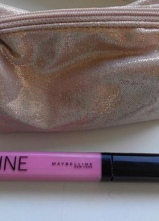 Глянцевый блеск для губ от maybelline new york