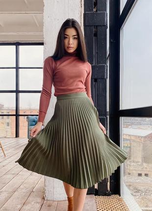 Безупречная юбка плиссе в которой вы будете неотразимы!