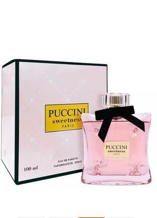 Духиpuccini sweetness arsenal eau de parfum- perfume feminino 100ml