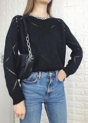 Стильный свитер colins