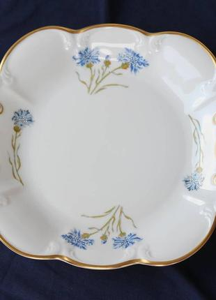 Фарфоровая посуда hасkеfors, серия blaklint, 60-е годы антиквариат