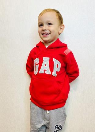 Gap толстовка для мальчика