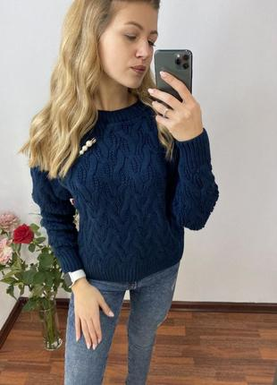 Новая коллекция! крутой женский свитер. разные расцветки