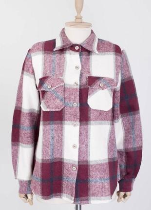 Рубашка женская в трёх цветах.