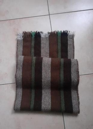 Шарф шерстяной,английская шаль