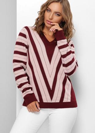 Полушерстяной свитер джемпер (7 расцветок)* отличное качество
