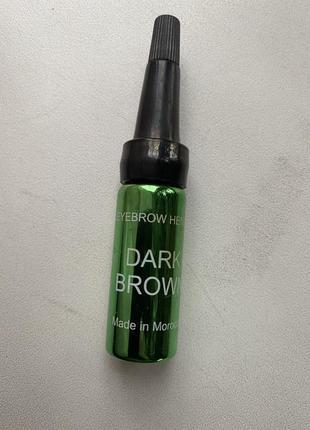 Хна экобьюти ekkobeauty dark brown