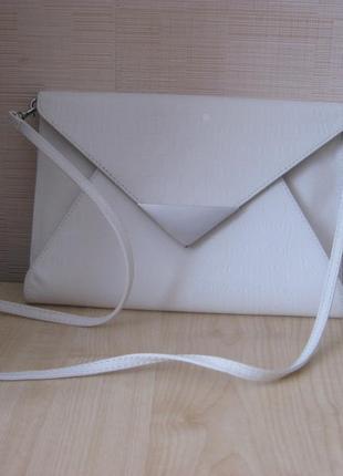 8d4c6858eb9c Клатч-конверт H&M, цена - 180 грн, #99813, купить по доступной цене ...