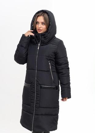Зимняя куртка пальто 46 - 56