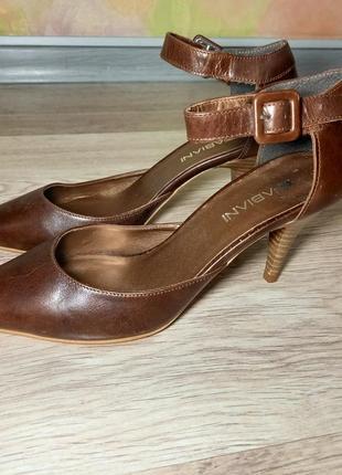 Италия летние туфли