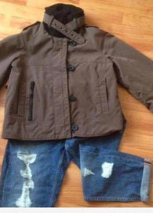 Куртка-пальто mango